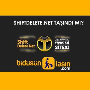 ShiftDelete.Net Bidüşüntaşın şirketi ile taşındı